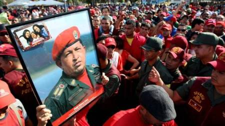 Seguidores de Hugo Chávez. Fuente: http://i2.esmas.com