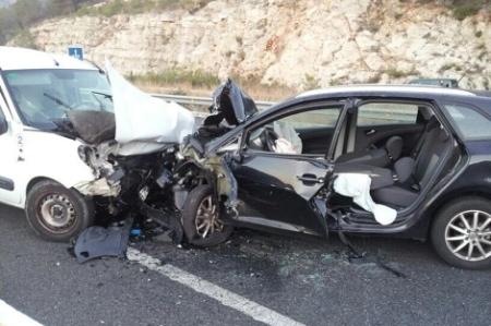 Accidente de tráfico. Fuente: Elmundo.es
