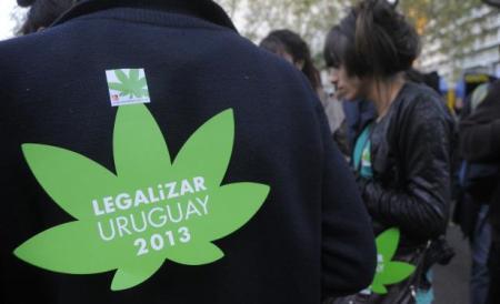 Manifestación a favor de la legalización. Fuente: ElPais.com