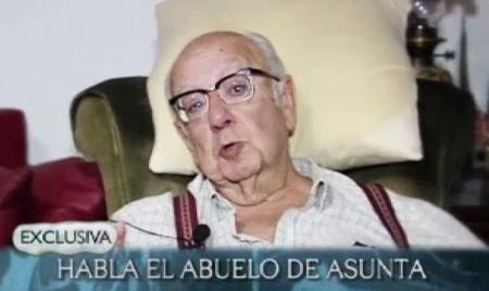 Por supuesto, el abuelo de la niña concedió una entrevista a Telecinco. Detele.es