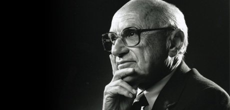 Milton Friedman, artífice de las ideas de la Escuela de Chicago