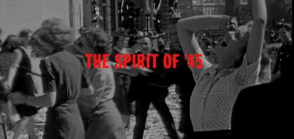 Fotograma del documental de Ken Loach